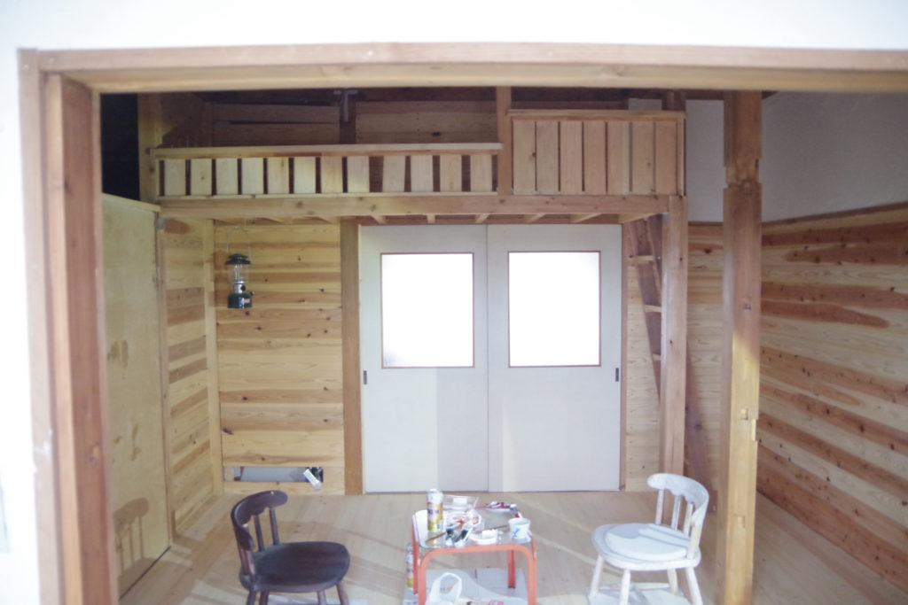 DIYで古民家改装してカメラ屋を作る